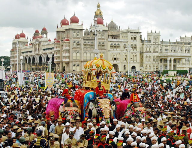 Dussehra of Mysore:
