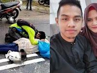 Pria ini Tak Sengaja Lihat Kecelakaan Maut, Tiba Tiba Langsung Nangis di Tempat Ternyata Korban Istrinya Sendiri..!!