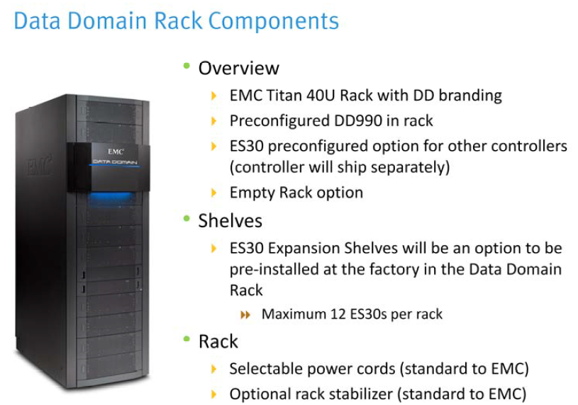 Discover Technology Emc Datadomain Hardware Overview