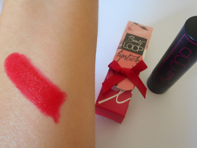 Beauty Loop Lipstick in Too much