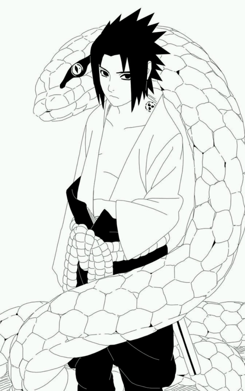 12. Download wallpaper uchiha sasuke vektor untuk android dan whatsApp chat