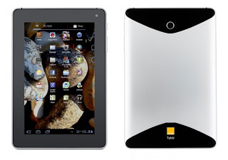 Orange Tahiti 7-inch Android tablet launched in the UK