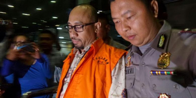 Politisi PAN Andi Taufan Tiro Ditahan KPK