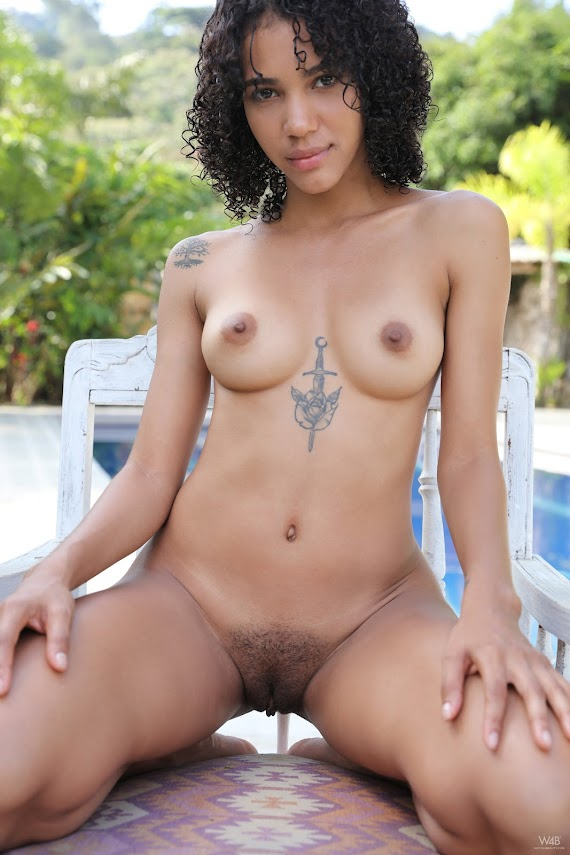 Watch4Beauty Abril Beauty With Curly Hair jav av image download