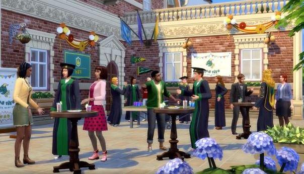 تحميل The Sims 4: Discover University