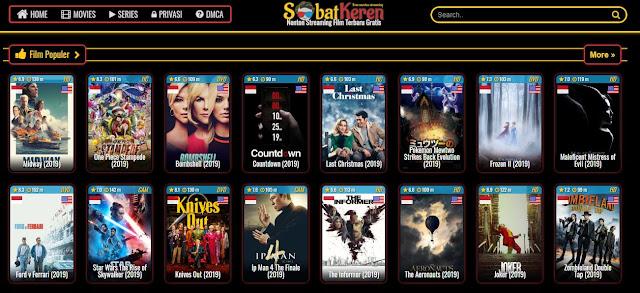 14 Situs Streaming Film Gratis Terbaru Dan Terupdate Pengganti INDOXXI 3