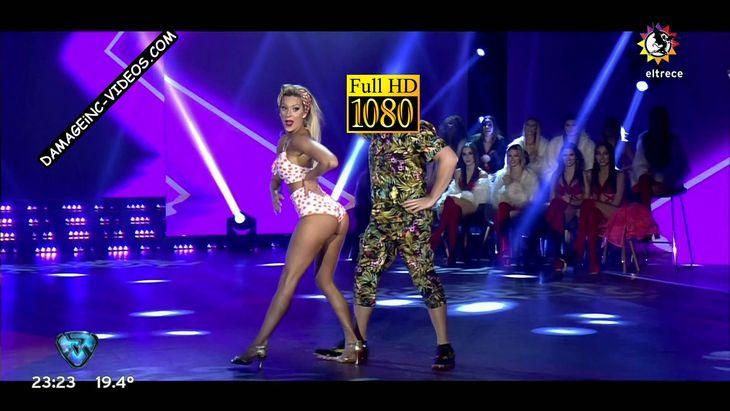 Noelia Marzol ass show off in bikini Damageinc Videos HD
