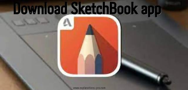 Download SketchBook app
