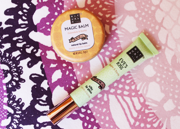 Magic Balm y Eve´s Kiss de Rituals