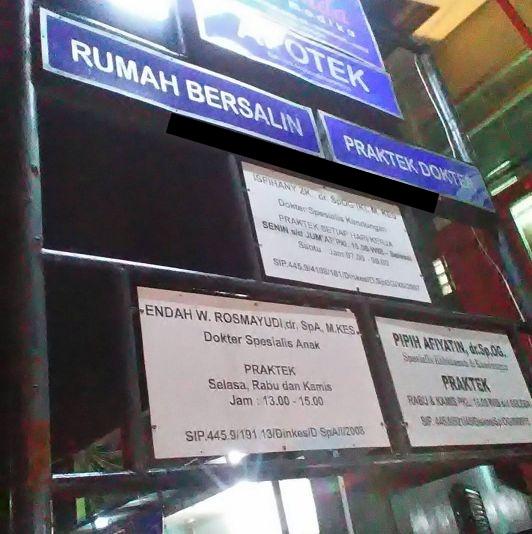 Jadwal Praktek Dokter Ispi Sumedang Dokternya Spesialis ...