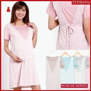 MOM166D13 Dress Hamil Menyusui Modis Vita Dresshamil Ibu Hamil