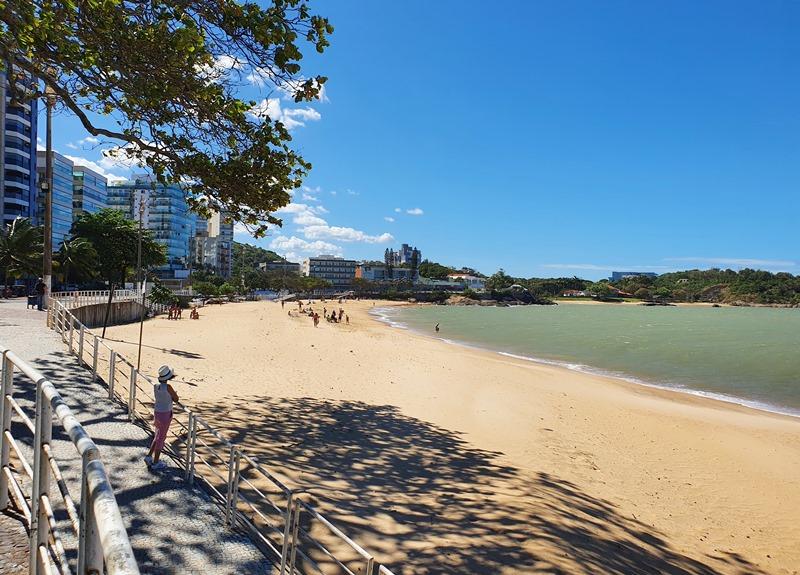 Praia da Sereia, Vila Velha