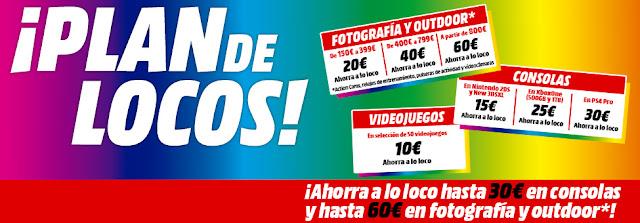 Mejores ofertas folleto Plan de Locos III de Media Markt