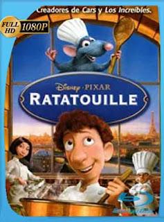 Ratatouille  2007 HD [1080p] Latino [Mega] dizonHD