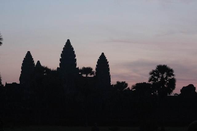 Temple Run Yang Bukan Lomba Lari Di Siem Reap, Kamboja