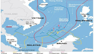 Konflik AS-China di LCS
