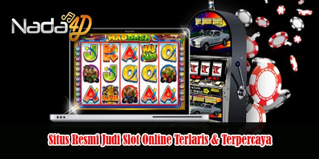 Situs Resmi Judi Slot Online Terlaris & Terpercaya