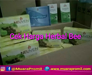 Harga Herbal Bee 2019