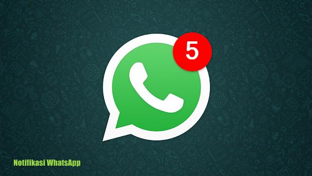 cara mengatasi notifikasi whatsapp yang tidak muncul