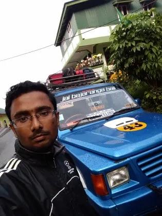 Raod Towards Darjeeling from Siliguri