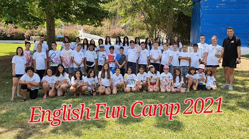 English Fun Camp 2021