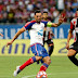 Bahia vence o Atlético por 3 a 0 e garante vantagem para jogo de volta em Alagoinhas