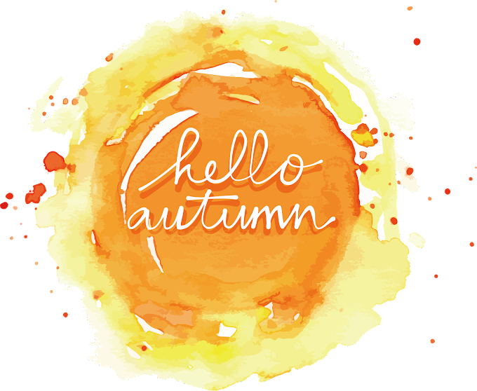 Hello Autumn Fruit paint free png by pngkh.com