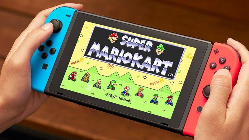 Nintendo Switch: Έρχονται τίτλοι από το SNES!!