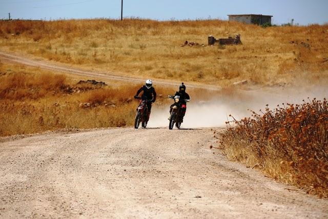 Rally Raid yarışı Urfa'da tozu dumana kattı