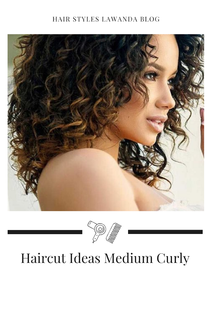 Haircut Ideas Medium Curly