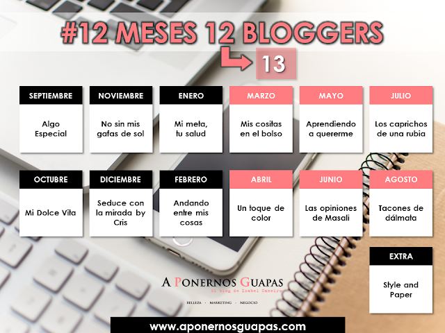 #12meses12bloggers Oriflame