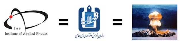 بازگشت انستیتو فیزیک کاربردی به فعالیت های مشکوک و خطر در تحریم قرار گرفتن بزرگترین دانشگاه ایران