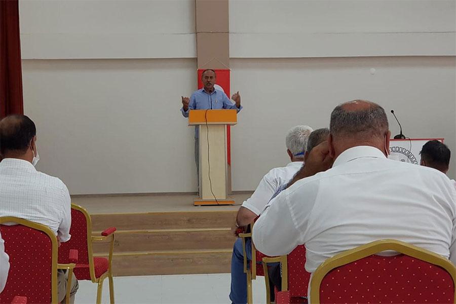 Diyarbakır Bismil'de faiz ve madde bağımlılığı ile mücadelede önemli adım