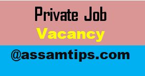 Best Career in Assam in Private Sector | Apply For 70+ Private Job Vacancy in Assam @assamtips.com