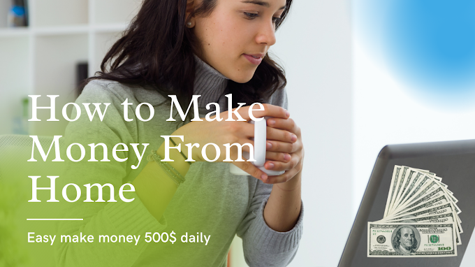 How to Make Money From Home Using Your Smartphone