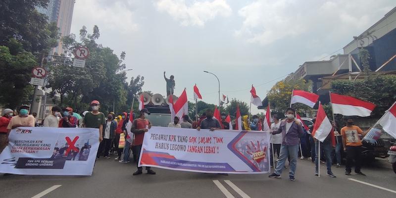 Gak Mau Kalah! Muncul Aksi Tandingan BEM SI, Namanya Garda Penegak Pancasila