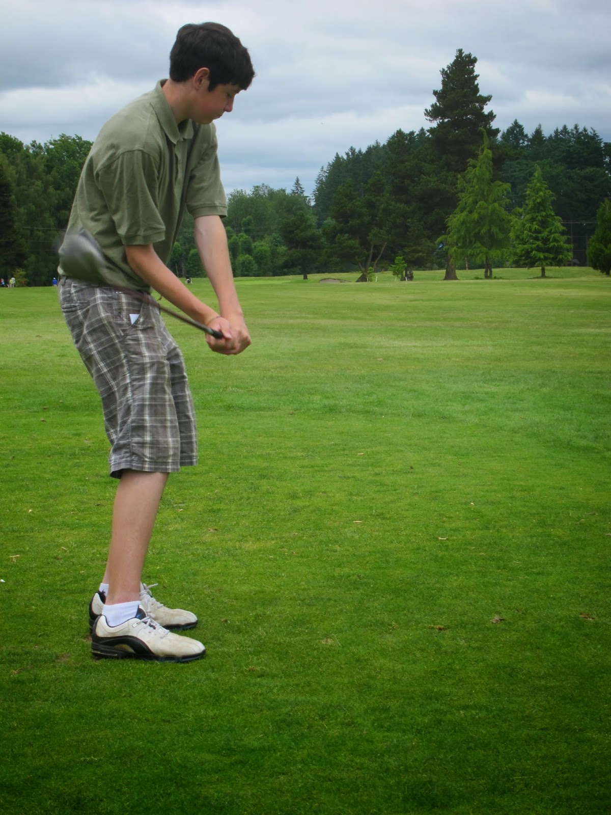 pnw district optimist club junior golf