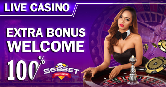 S68BET EXTRA WELCOME LIVE CASINO 100%