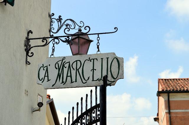 agriturismo dintorni Venezia Ca Marcello