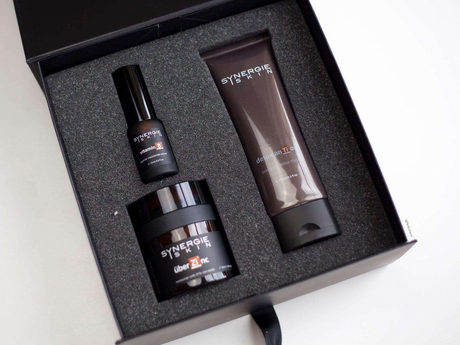 Synergie Skin DermaRadiance Essentials