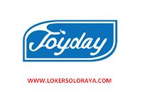 Lowongan Kerja Solo dan Sragen Maret di Distributor Joyday Ice Cream Soloraya