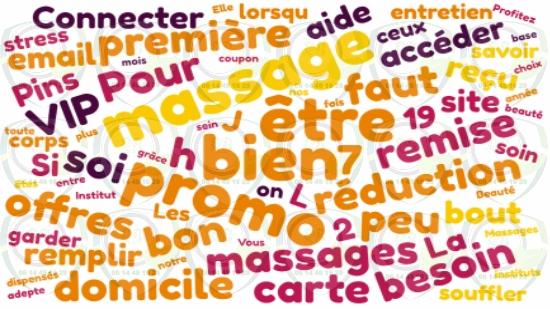 Massage sur la Côte Bleue - Offres de bienvenue -10%;