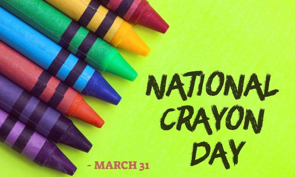 National Crayon Day Wishes For Facebook