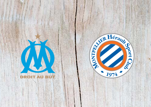 Olympique Marseille vs Montpellier - Highlights 24 May 2019