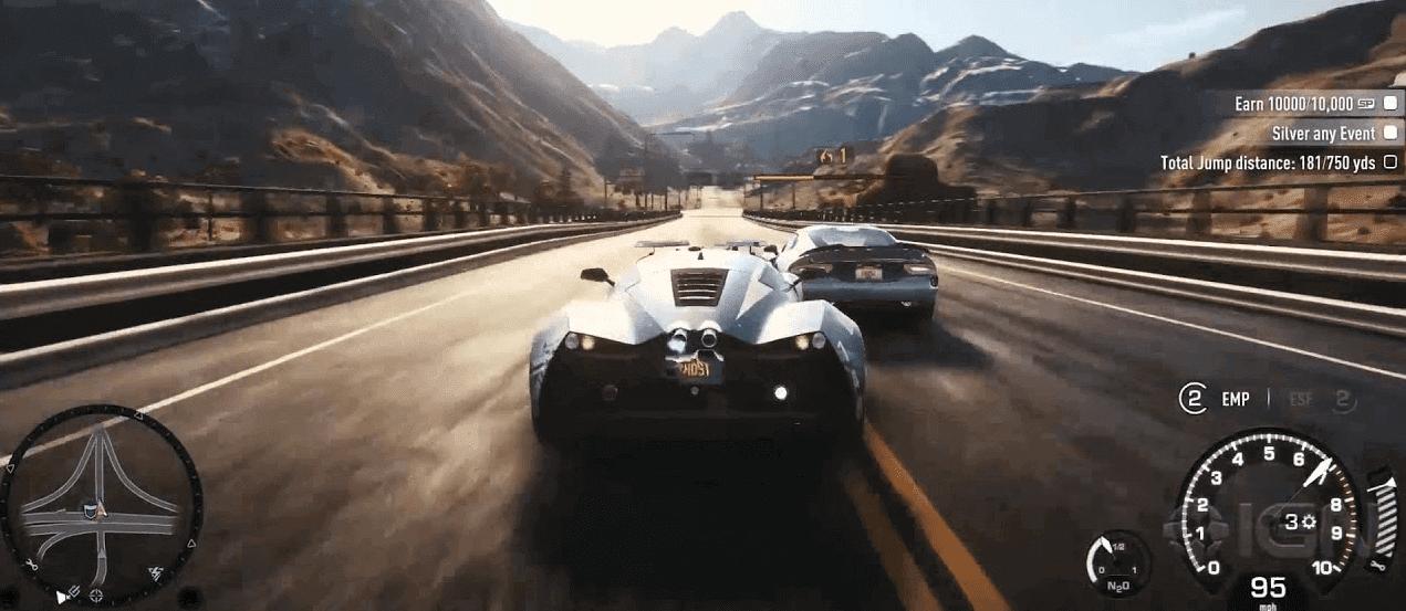 تحميل لعبة need for speed rivals الجديدة مضغوطة