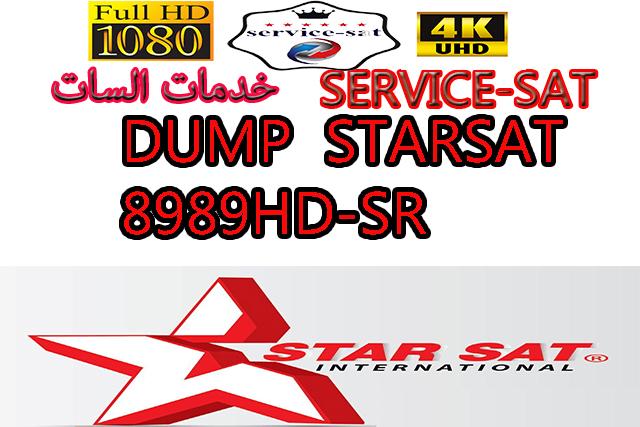 DUMP LOASER STARSAT SR-8989HD