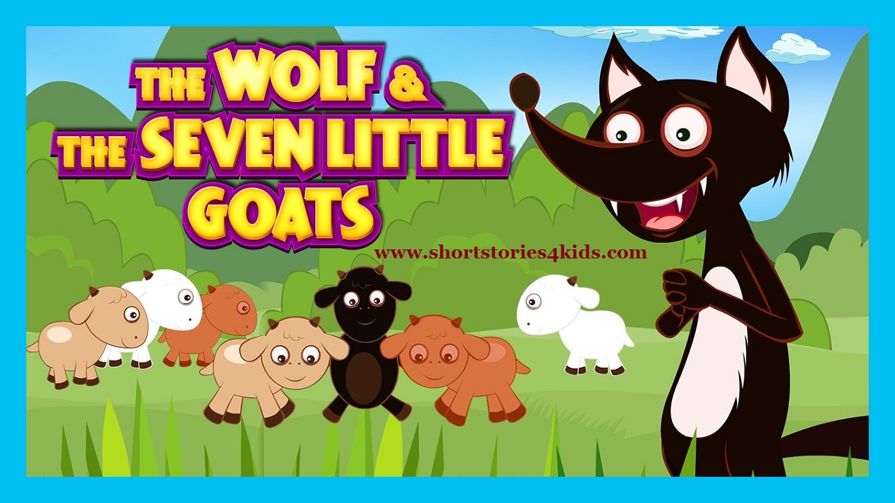 Worksheets Image Of Short Story For Kid the wolf and goat english short stories for kids kids