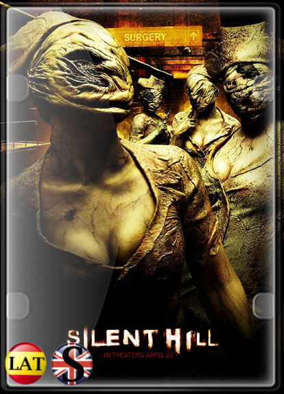 Terror en Silent Hill (2006) FULL HD 1080P LATINO/INGLES