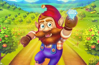 Play Free Dwarf Runner Adventure Online Game
