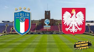 Италия U21 – Польша U21  смотреть онлайн бесплатно 19 июня 2019 прямая трансляция в 22:00 МСК.